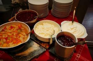 Ris à la Malta,en klassikerpå julbordet.