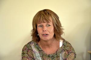 Maria Bäcklin, chef för kultur- och bildningsförvaltningen i Lekeberg. FOTO: Arkiv