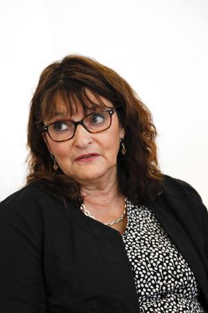 Ellen Hyttsten är ordförande i Sveriges Konstföreningar distriktet Jämtland-Härjedalen, en post hon haft sedan i våras. Nu är hon med och arrangerar Konstens Vecka i länet. Konstens Vecka invigs på fredag.