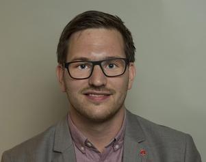 Håkan Svenneling, riksdagsledamot för Vänsterpartiet