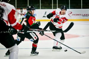 Fredrik Orrstens två mål räckte inte till seger mot Kumla.