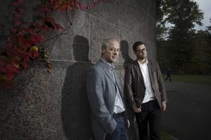 Daniel Möller och Niklas Schiöler säger att titeln