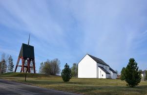 Ånge kyrka kommer inte längre ha någon altarring på plats.
