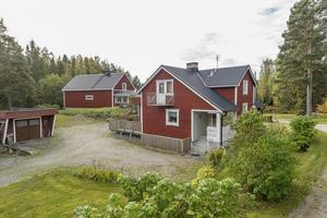 9. Lunde 142, villa, Matfors, 14284 visningar.