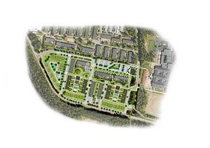 Enligt planerna ska Visgatans kvarter glesas ut med mer utrymme för privata zoner.
