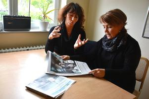 Camilla Kastberg och Viveca Eriksson berättar om sin kommande stödkonsert.