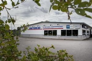 Skatteverket har begärt konkurs för Anetorn bil i Sandviken.