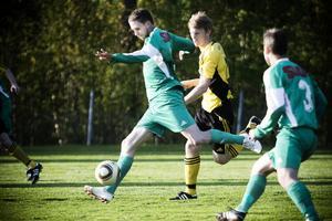 Magnus Lampert och hans Ilsbo fick nöja sig med 1–1 hemma mot Enånger.