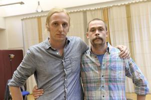Johan Persson och Martin Schibbye är hemma igen.Foto: BERTIL ENEVÅG ERICSON / SCANPIX
