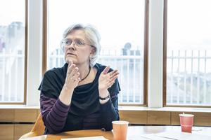Carola Lemne, också Svenskt Näringsliv, är inte heller nöjd.