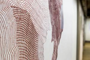 Detalj ur Thomas Olssons limtubsverk.