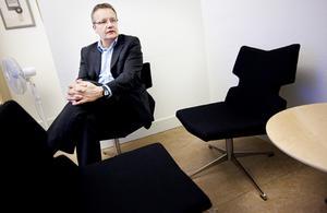 Göran Henriksson, vd på Milko.