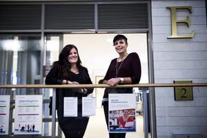Monica Krenchel och Camilla Rodin på Arbetsförmedlingen håller med om vad som skrivs i Sacos rapport.