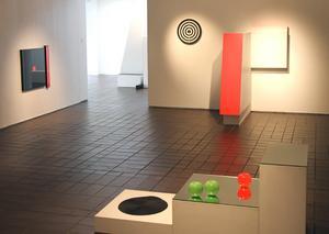 Interiör från utställningen