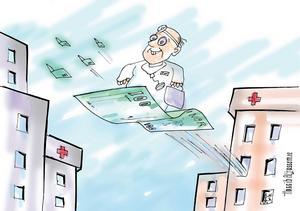 Kostnaderna för inhyrd vårdpersonal från bemanningsföretag fortsätter att öka kraftigt i Landstinget Västernorrland.