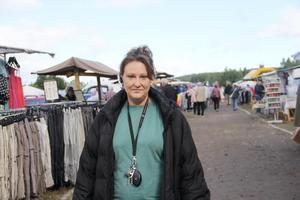 Mikaela Björklund är marknadsansvarig, hon är nöjd över resultatet efter att ha jobbat ett helt år med marknaden.