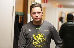 Efter tre säsonger i Ljusdal så väntar spel i elitserien igen för Marcus Wikman.