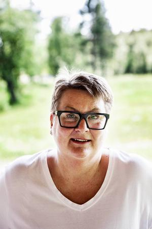 Ingrid Gustafsson är förstanamn för Kristdemokraterna i Östersund.