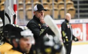 Christer Olsson var besviken efter förlusten mot Oskarshamn.