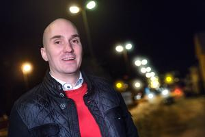 Martin Kumlin från Falun är medlem i Round Table, och tog initiativet till insamlingen på Tradera.