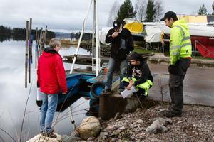 Planeringen är färdigställd. Nu vill både båtklubben och entreprenörerna komma i gång med byggandet innan vintern.