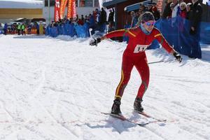 Emma Thalin hade sextonde bästa tid, vilket skulle ha räckt för åttondelsfinal. Men Sara Nordstrand på exakt samma tid gick vidare på lägre rankningpoäng. Surt, tyckte Emma.
