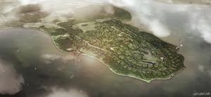 Storslagna planer finns hos den holländska företagaren René Snel som vill anlägga ett turistcenter på hela Hälgsnäsudden, tre kilometer öster om Grythyttan.