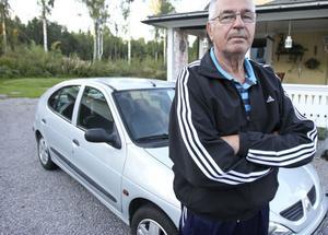 Rune Ohlsson klagade hos ARN och fick rätt mot Renault.