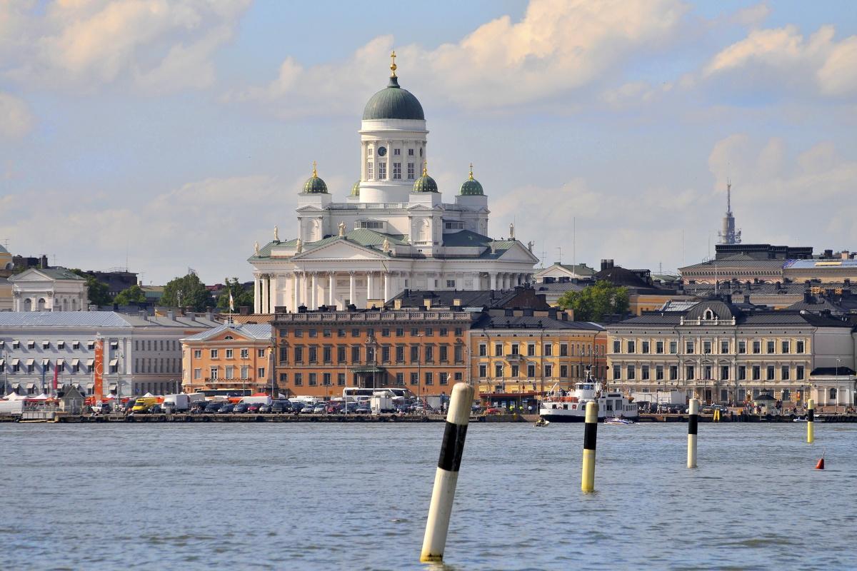 Alla Blickar mot finska Marimekko i sommar