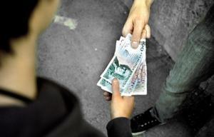 Ovanligt. Trots flera avslöjanden tyder studier inte på att mutor och korruption har blivit vanligare i Sverige.foto: VLT. s arkiv