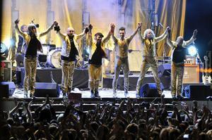 The Ark gör sin avskedsspelning på Gröna Lund i Stockholm i september.