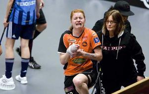 Backen Rebecca Normans svåra handskada, bara en del av Rönnbys tunga tredje period mot Djurgården.