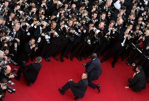 Mattan, fotograferna, livvakterna. Nu är det bara stjärnorna som fattas - sedan kör den igång, den 62:a filmfestivalen i Cannes.