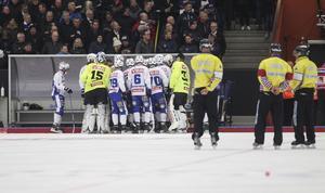 Vänersborg har det körigt både i kvartsfinalspelet och i klubben just nu.