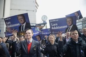 känt förstanamn. Ingen tvekan om vem som toppar Kristdemokraternas lista i EU-valet.