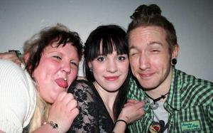 Konrad. Anna, Madde och Andreas