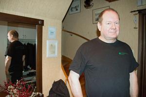 Lars Matsson, engagerad i Landsbygdspartiet oberoende i Västmanland.