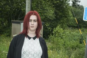 Hannah Gustafsson är kritisk mot vägarna efter renoveringen.