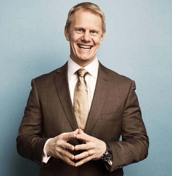 Niklas Wikegård, expert hos TV4 och C More kommer att ibland att synas i Hockeypuls måndagsprogram.