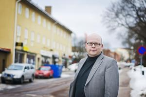 Niclas Bergström, (S), socialnämdens ordförande.