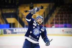 Viktor Mårtensson har skrivit på ett ettårskontrakt med Leksand.