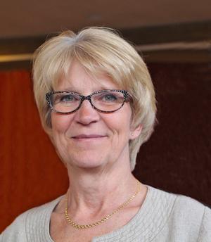 Kristina Zakrisson (S), kommunstyrelsens ordförande i Kiruna.