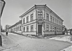 Husen vid Kungsgatan är rivningshotade.