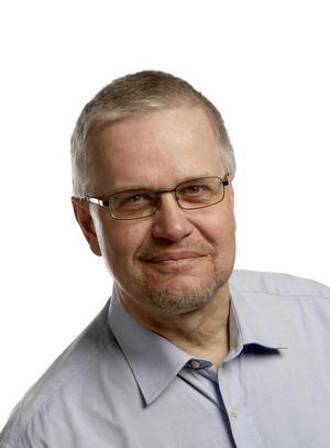 Bo Rudolfsson (KD), kommunstyrelsens ordförande i Laxå