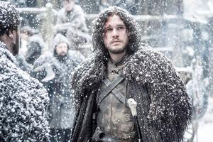 Kit Harrington som Jon Snow i