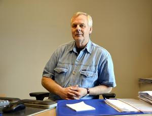 Hans Broqvist, budget- & skuldrådgivare på Sundsvalls kommun.