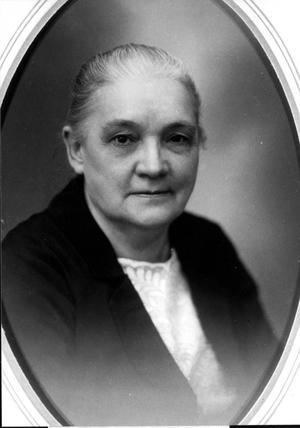 Hilda Larsson (1869-1946).