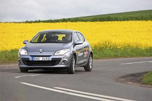 Renault Mégane ger ett högst blandat intryck.