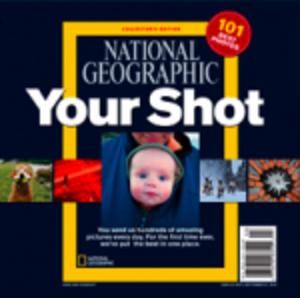 Din omslagsbild på National Geographic