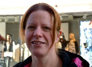 Sara Collén, Sollefteå: – Nybakad med mjölk.